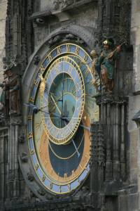 Astronomische Uhr