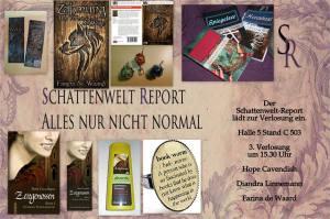 Schattenwelt-Report Verlosung