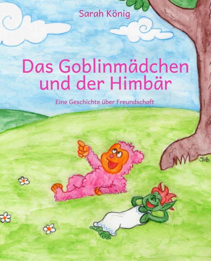 Cover_Print_DasGoblinmädchenundderHimbär