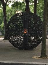 Eine ewige Flamme