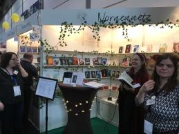 Auch Katharina Rauh liest.